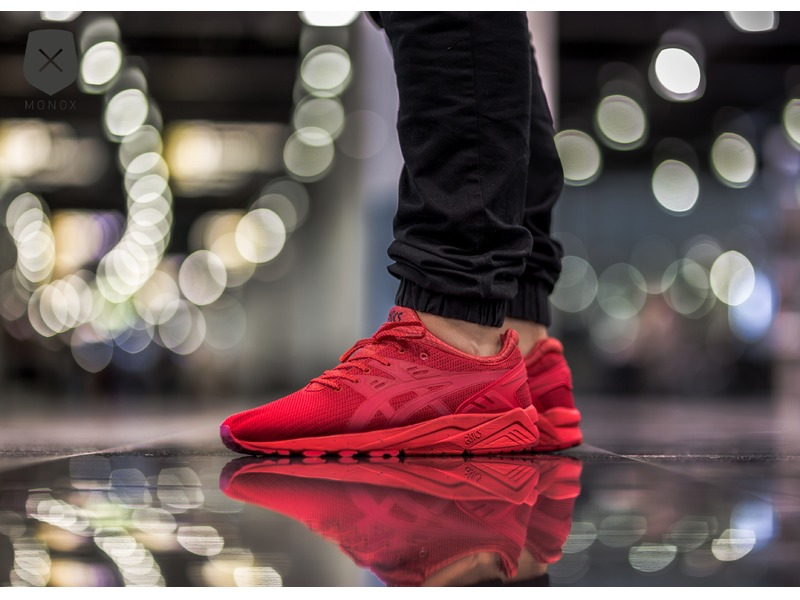 asics gel kayano evo trainer