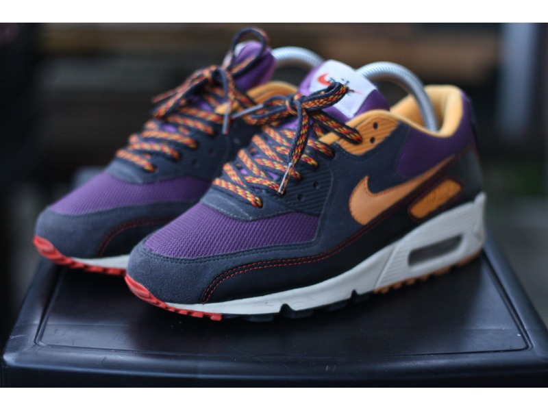 nike air max 90 blue ribbon sports national milk