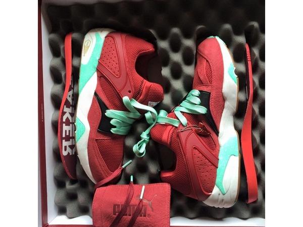 Puma Blaze of Glory Sneaker Freaker <strong>Bloodbath</strong> US 10 EUR 43 UK 9 - photo 1/2