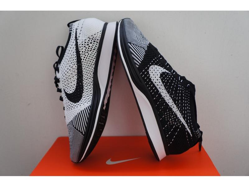 amazonka tanio na sprzedaż sprzedaż usa online Nike Flyknit Racer ORCA SIZE 41 42 47 (#240958) from Rene1981 at KLEKT