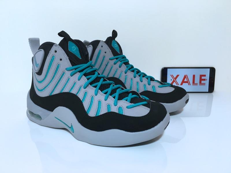 c69f93c68ad8b ... Nike AIR Bakin °Tim Hardaway Shoes° °°°SIZE ...