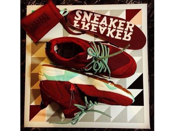 Puma Sneaker Freaker x Packer <strong>Bloodbath</strong> US10 / 43 - photo 1/1