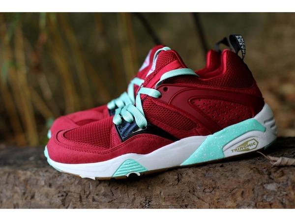 Puma Blaze of Glory Sneaker freaker x Packer Shoes <strong>Bloodbath</strong> - photo 1/4