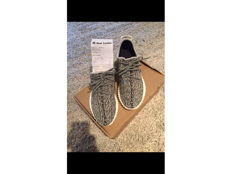 56468e9cd Adidas YEEZY 350 INFANT size US 6k Uk 5.5k Eu22 boost turtle dove