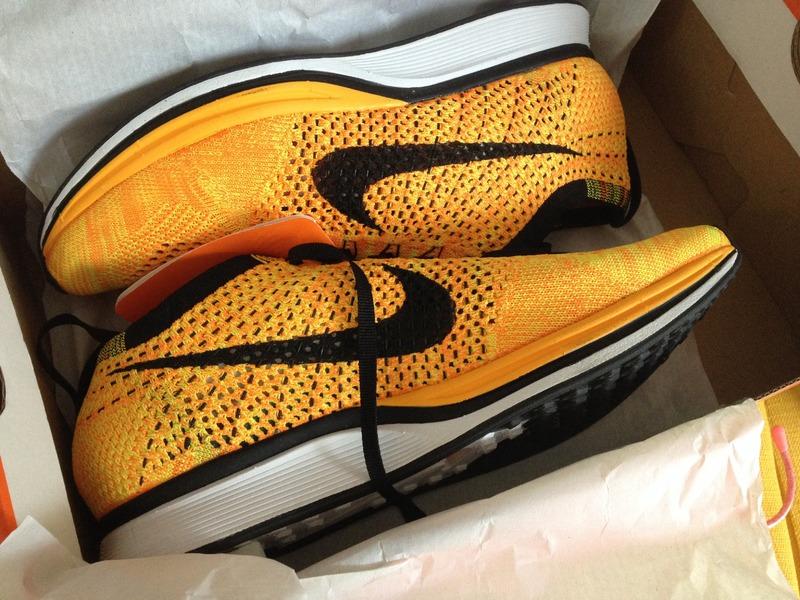 42707712a6cc ... Nike flyknit racer cheetos deadstock - photo 12 ...