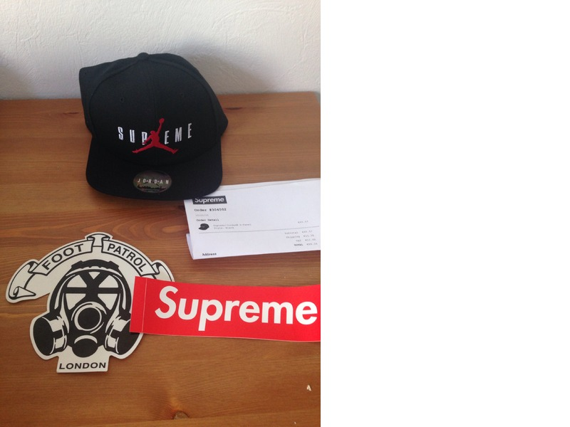Air Jordan Supreme Hat b7d928c9e