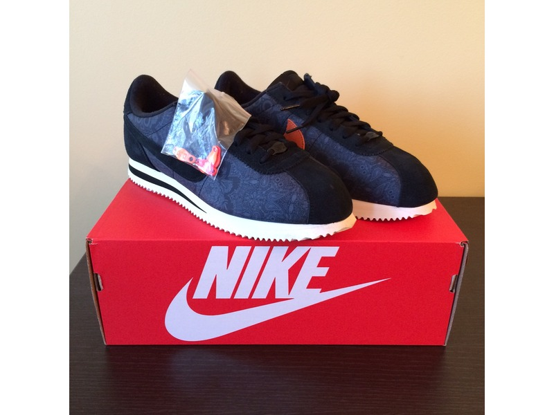 new styles 76de8 b064e Nike Cortez Basic Premium Qs Day Of The Dead