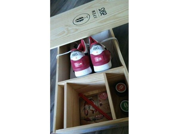 "Asics x Afew GEL Lyte III ""Koi"" with Box - photo 1/3"