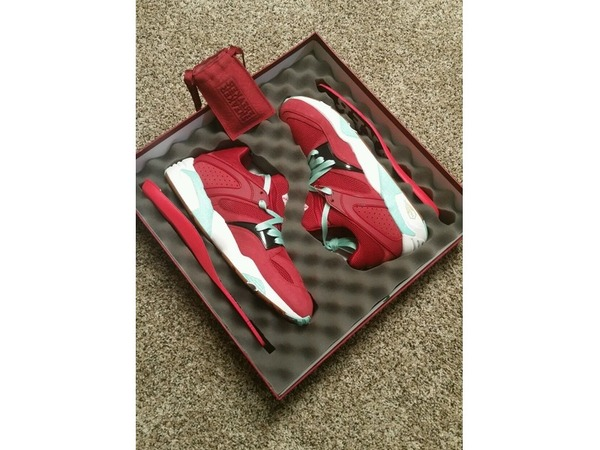 Packer x Sneaker Freaker x Puma Blaze of Glory '<strong>Bloodbath</strong>' US13 - photo 1/3