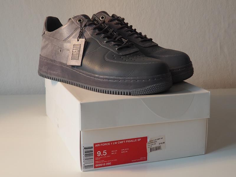 Spotlight: Pigalle x Nike Air Force 1 LW CMFT