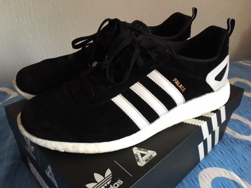 Adidas UltraBoost BlackToe Running Inc.
