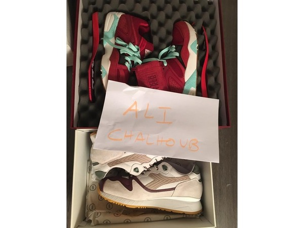 Sneaker Freaker x Packer x Puma Blaze of Glory <strong>Bloodbath</strong> - photo 1/1