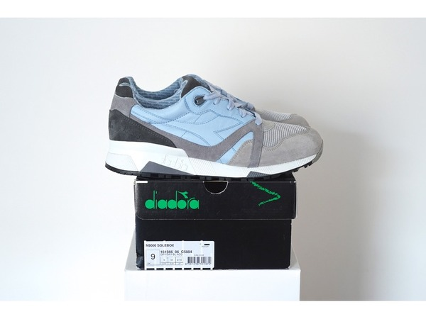Diadora N9000 x Solebox Ferro US9.5 - UK9 - EUR43 - photo 1/1