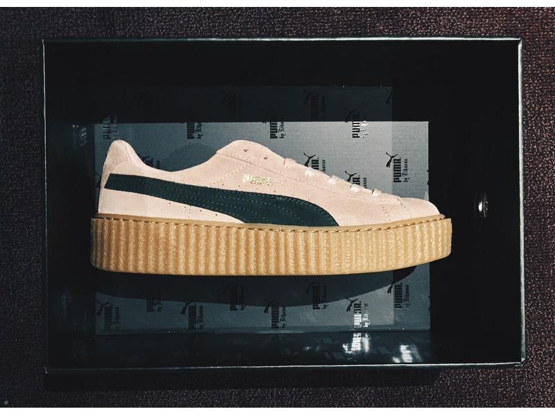 best loved 212e0 62064 puma shoes rihanna women 39
