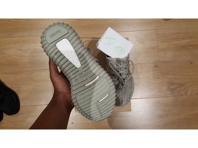 "ba9bccb1d6a adidas Yeezy 350 Boost ""Moonrock shoes AQ2660 aliexpress or"