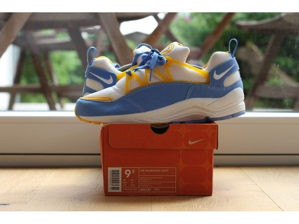<strong>Nike</strong> <strong>Air</strong> Huarache Light UCLA 9,5 DS - photo 1/2