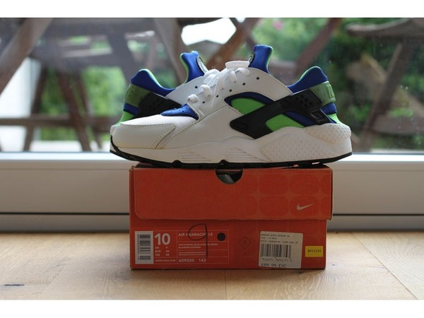<strong>Nike</strong> <strong>Air</strong> Huarache Scream Green 1999 DS - photo 1/2