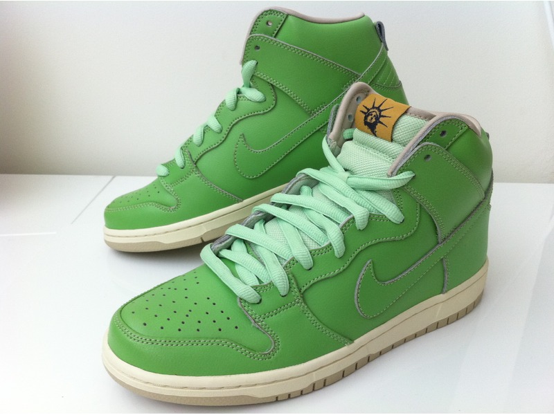 new styles 63bc9 cbe86 nike sb dunk statue of liberty for sale