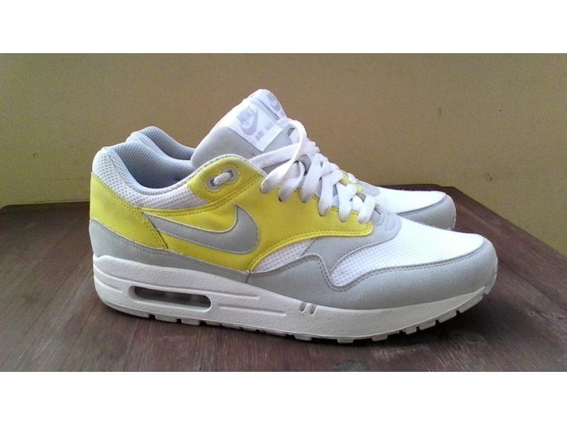 nike air max 1 yellow