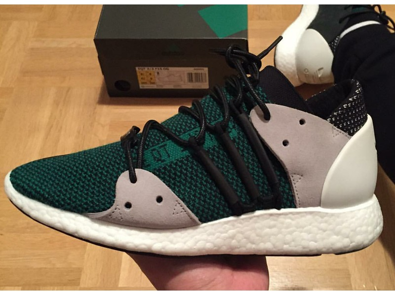 adidas EQT support ultra PK White Size 6 (w7)