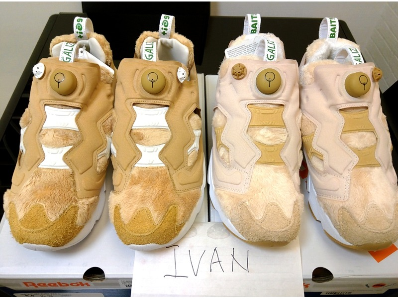 more photos 16efa 84b5a BAIT x Reebok Instapump Fury Ted 2 - Nasty - photo 4 5 ...