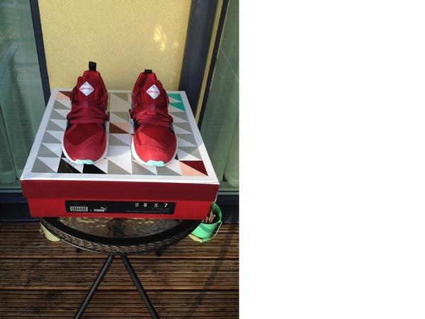 Puma Blaze Of Glory Sneaker Freaker x Packer Shoes '<strong>Bloodbath</strong>' - photo 1/8