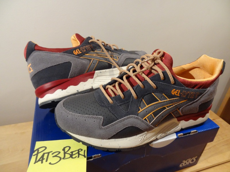 asics gel lyte 5 outdoor pack