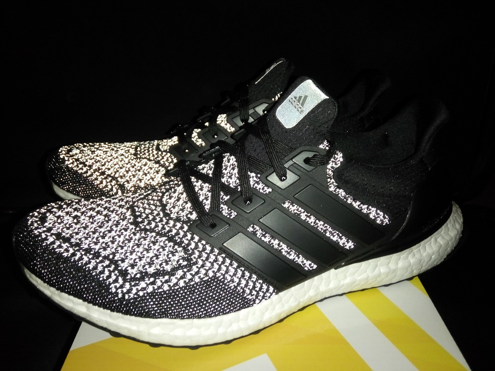 Adidas Ultra Boost 3m Reflective