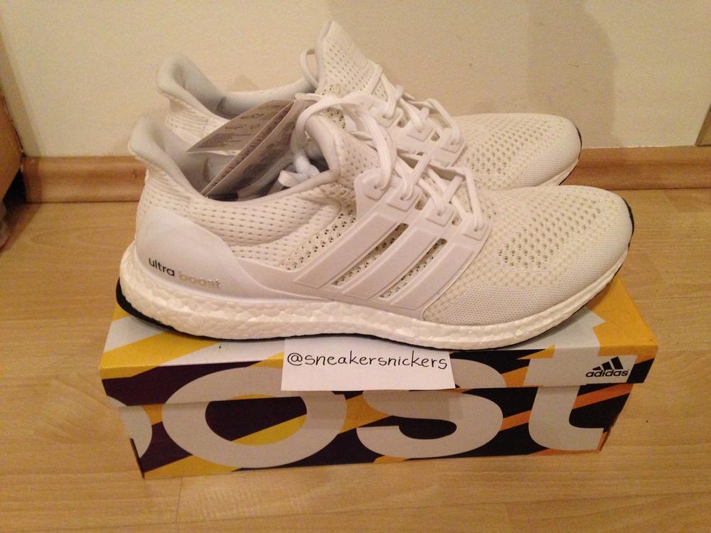 Adidas Ultra Boost All White usapokergame.co.uk
