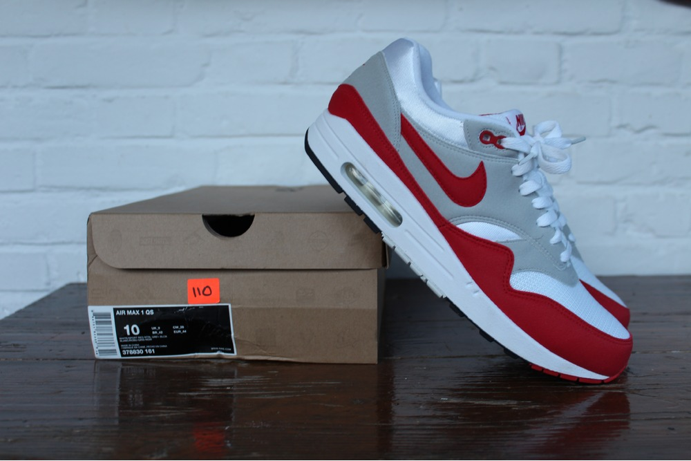 169856bb7cb ... canada nike air max 1 og varsity red 2009 ds photo 1 5 59486 c883d