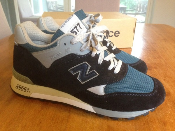 New Balance 577 vintage OG CW made in USA - photo 1/4