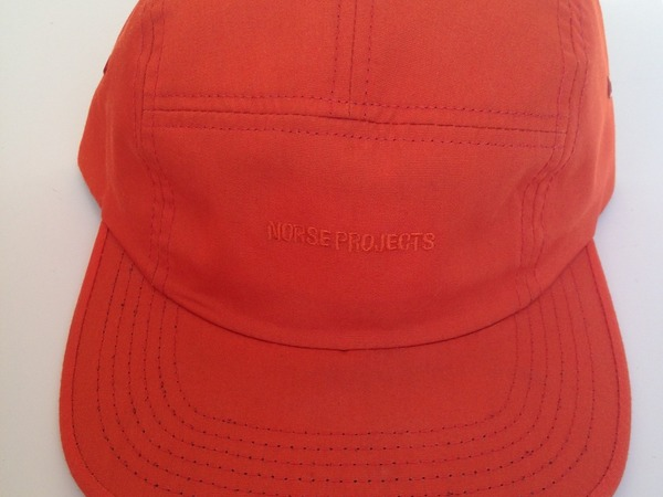 <strong>Norse</strong> <strong>Projects</strong> EMBROIDERED LOGO 5 panel - photo 1/3