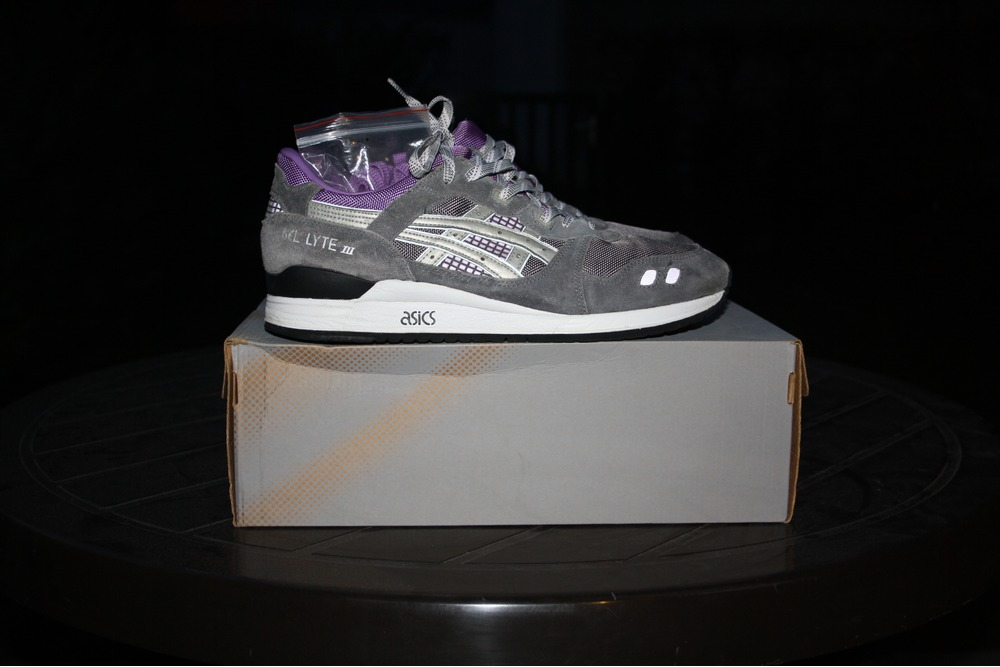 finest selection 1bf5d b86eb asics gel lyte iii solebox the