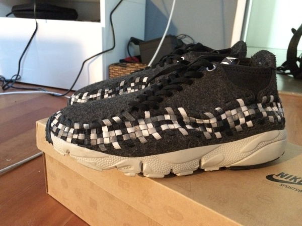 Nike footscape woven footscape chukka woven - photo 1/4