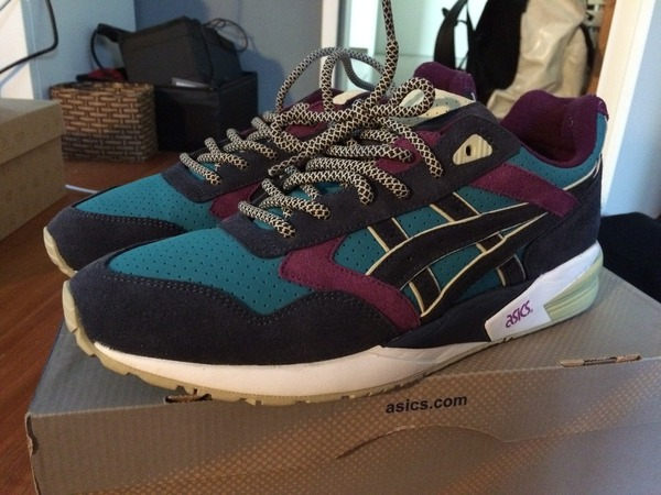Asics Gel Saga Phantom Lagoon - photo 1/4