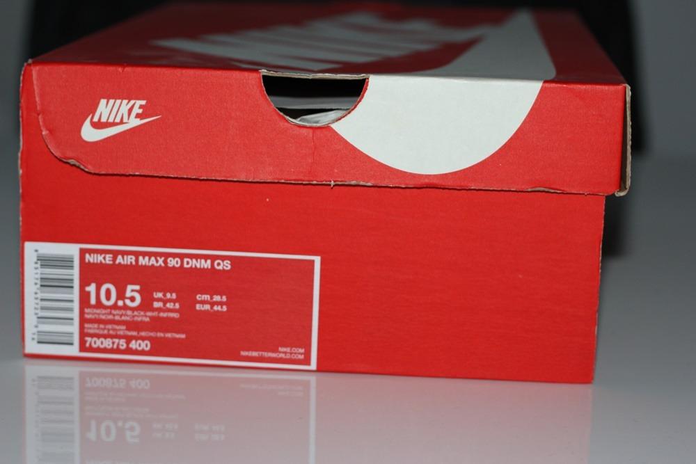 Atmos Nike Air Max 90 QS Bleached Denim
