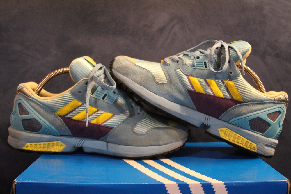 Adidas Zx 8000 For Sale | Embroidery