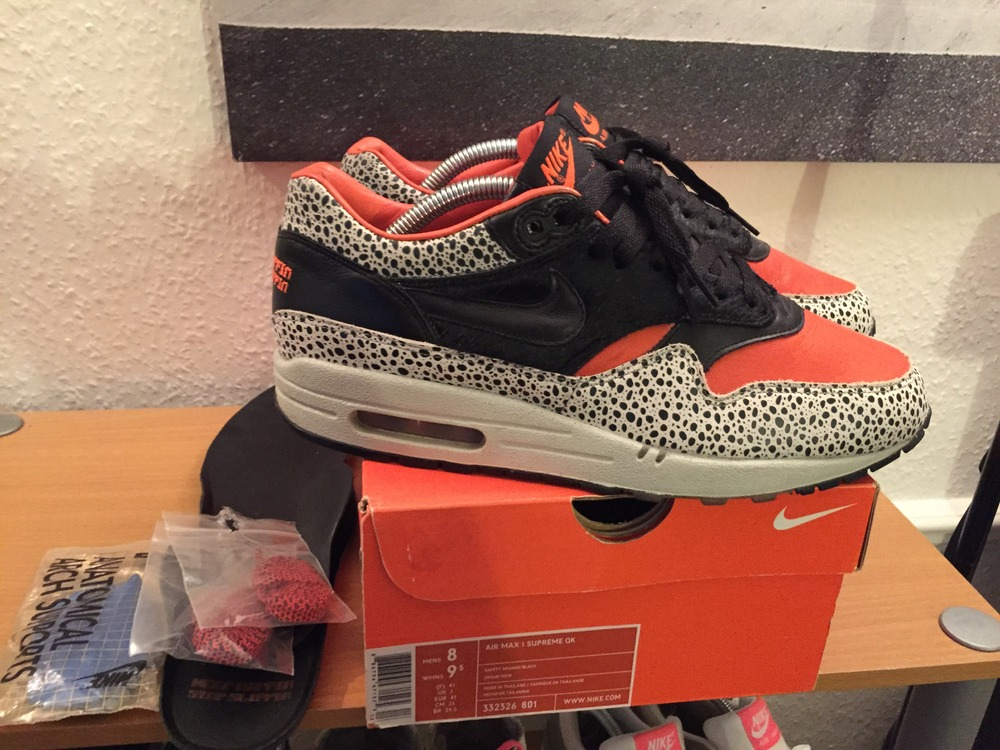 separation shoes 4aa26 be9fb ... Nike Air max 1