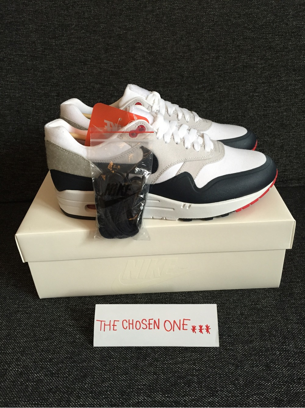 buy online 243aa 364ac Air Max 1 Og Obsidian Navy Red
