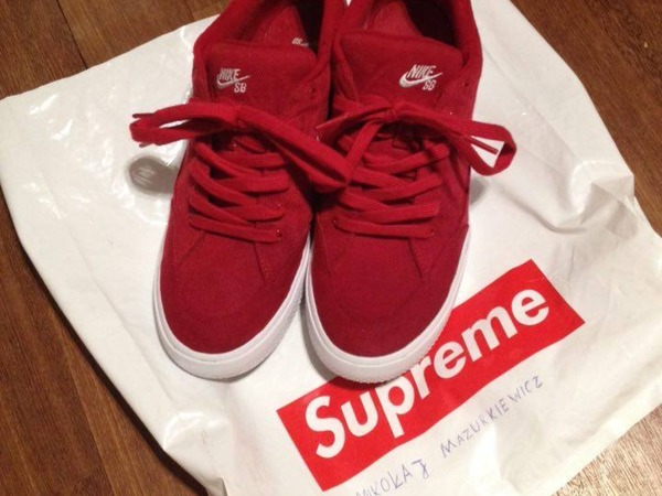 <strong>Supreme</strong> <strong>Nike</strong> <strong>SB</strong> <strong>GTS</strong> - photo 1/5