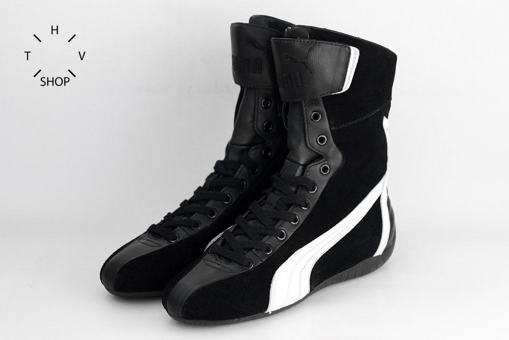 Puma Boxing Shoes White