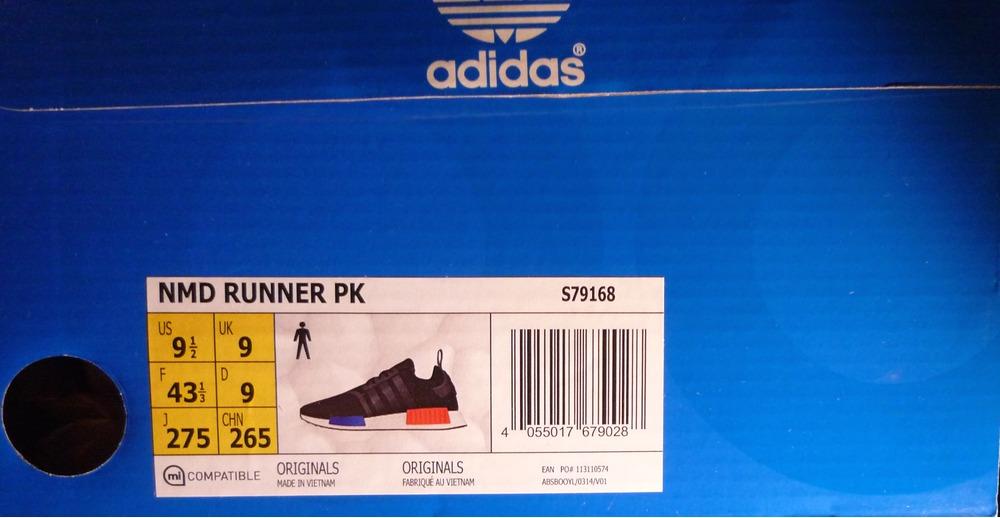 adidas nmd runner price