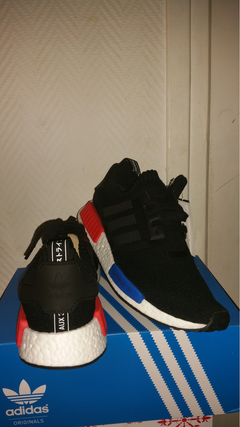 Adidas Nmd Taille