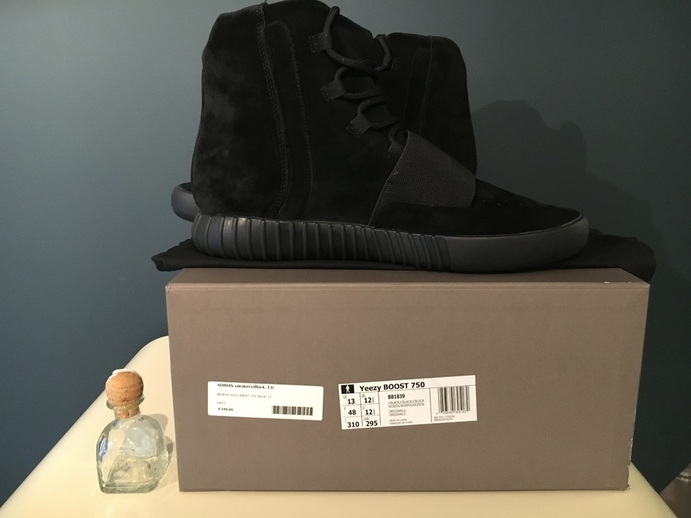 3f618959d0942 adidas yeezy 750 boost black replica adidas nmd white size 13