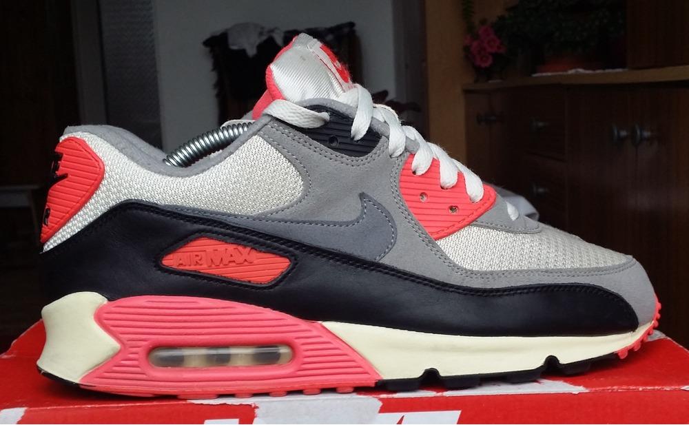quality design 6b235 c2c73 Air Max 90 Infrared Og Nike ...