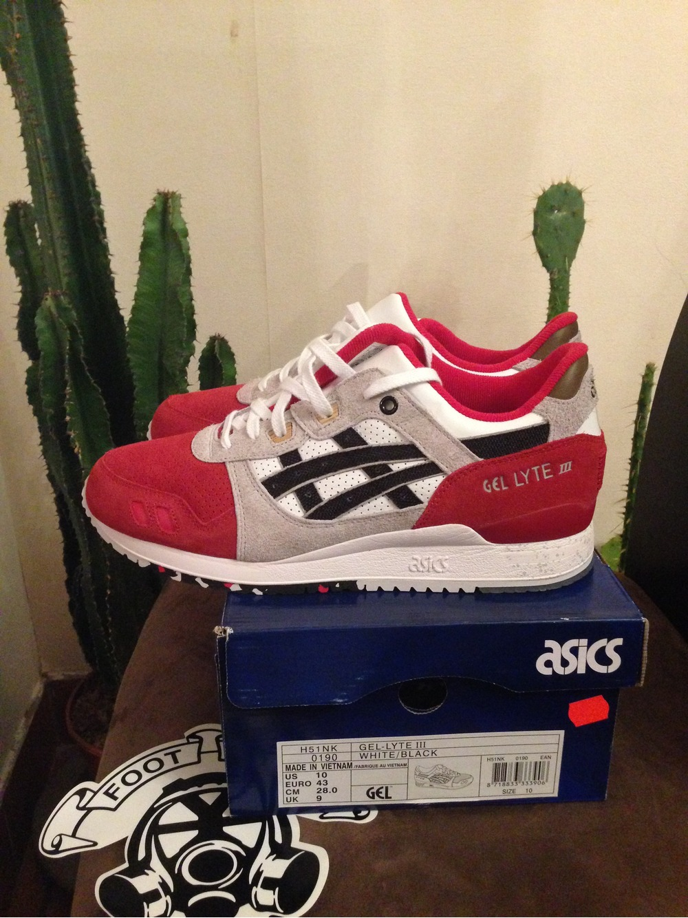 asics gel lyte 32 weeks