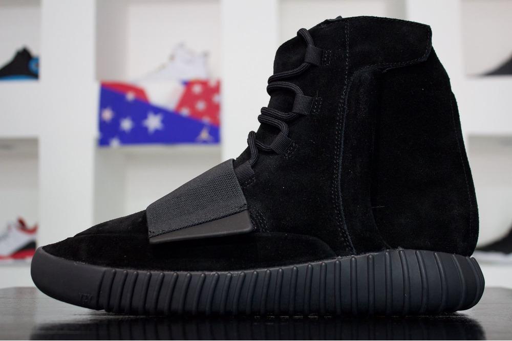 adidas 750 boost black