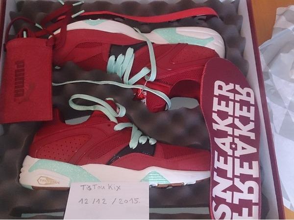 Puma Blaze of Glory Sneaker freaker x Packer Shoes <strong>Bloodbath</strong> US10 DS OG BOX - photo 1/3