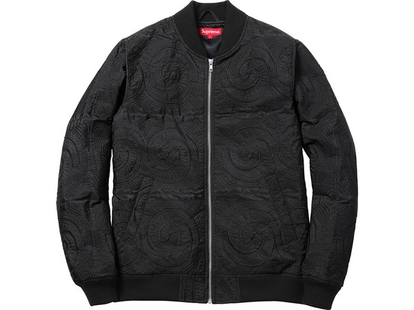Supreme Uptown Jacket Black - photo 1/3