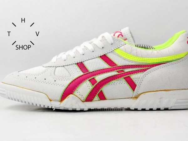 NOS vintage Asics Lady Spiker Plus NC sneakers shoes trainers DS deadstock OG 80s 90s - photo 1/9